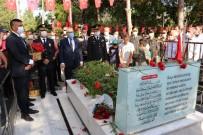 Şehit Astsubay Ömer Halisdemir Mezarı Başında Anıldı
