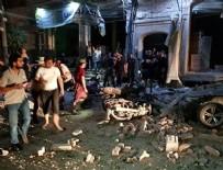 HAVA SALDIRISI - Suriye'deki kanlı oyun devam ediyor!