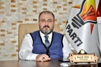 AK Partili Tek,' Evlatlarımızı Yaşamdan Koparan Alçak Terör Örgütü PKK'yı Lanetliyorum'