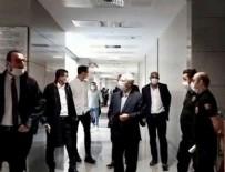 YARGıTAY - Aziz Yıldırım 'Futbolda şike' davası için adliyede!