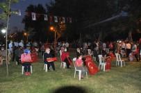 Birecik'te 15 Temmuz Demokrasi Ve Milli Birlik Günü Kutlandı