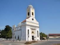 GÜNEY KıBRıS - İşte Avrupa'nın kilise yaptığı camiler!