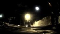 Motosikletli İle Kağıt Toplayıcısının Çarpıştığı Kaza Kamerada