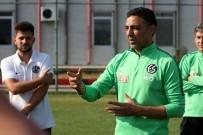 Mustafa Özer Açıklaması 'Genç Oyuncularımızla Mücadelemize Devam'