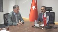 Bakan Yardımcısı Aksu Hacılar Belediyesi'ni Ziyaret Etti
