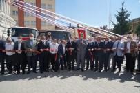 Devrekani'de Gençlik Merkezi Ve Yeni Hizmet Araçları Tanıtıldı