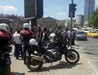 SİLAHLI SALDIRI - Bağcılar'da polise saldırı: 1 şehit