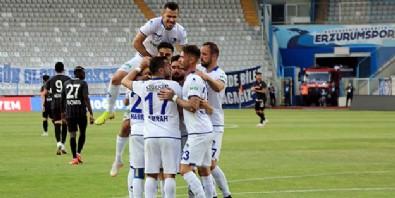 Erzurumspor bir yıl aradan sonra geri döndü!