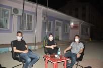 Mardin'de Okul Müdüründen 'Hırsız' Nöbeti