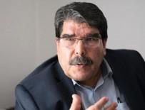 MERSIN - PYD/PKK elebaşlarından Salih Müslim'in yeğeni teslim oldu