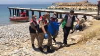 KAÇAK - Van Gölü'nden çıkarılan ceset sayısı 56'ya ulaştı