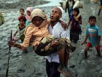 BANGLADEŞ - Avrupa Birliği'nden Arakanlı Müslümanlar için çağrı