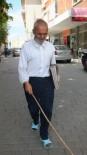 Bigadiç'te Görme Engelli Vatandaş 31 Yıldır Gazete Dağıtıyor