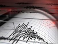 BİTLİS - Bitlis'te korkutan deprem!