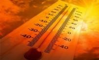 EDİRNE - Dikkat! Çöl sıcakları geliyor