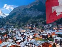 SIRBİSTAN - İsviçre 29 ülkeye seyahat yasağı getirdi!