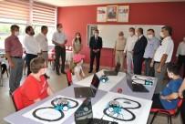 Robotik Kodlama Sınıfına Şehit Öğretmenin Adı Verildi