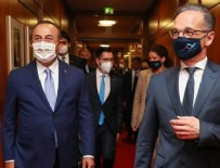ALMANYA DIŞİŞLERİ BAKANI - Dışişleri Bakanı Çavuşoğlu: Almanya'nın seyahat uyarısını gözden geçirmesi gerekiyor