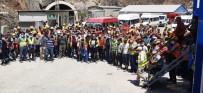 Türkiye'nin En Yüksek Barajında 'Corona' Molası