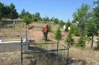 Bünyan Belediyesi 36 Mezarlıkta Bayram Hazırlığı Yapıyor