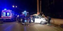 MEHMET ŞAHIN - Bursa'da feci kaza! Çoğu kişi hayatını kaybetti