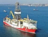 ENERJİ VE TABİİ KAYNAKLAR BAKANI - Büyük gün geldi! 'Fatih' gemisi ilk sondaja başladı