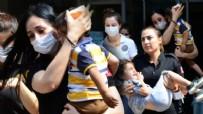 SAĞLIK EKİBİ - Adana Adliyesi'nde silah sesleri! 3'ü çocuk çok sayıda yaralı var!