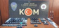 Adana'da Kaçakçılık Operasyonu Açıklaması 8 Gözaltı