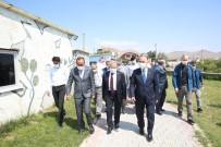 Başkan Büyükkılıç, İncesu'da Muhtarlarla Buluştu