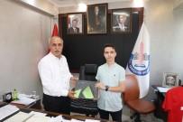 Yenişehir Birincisine Başkan Aydın'dan Tablet