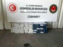 770 Paket Kaçak Sigara Ele Geçirildi