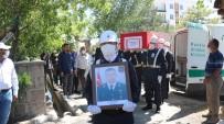 Mardin'de Silah Kazasında Hayatını Kaybeden Asker Toprağa Verildi