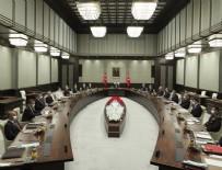 MILLI GÜVENLIK KURULU - Milli Güvenlik Kurulu toplantısı sona erdi!