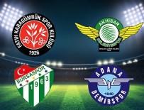 ERKAN ZENGİN - Süper Lig'e son bilet! Canlı sonuçlar!