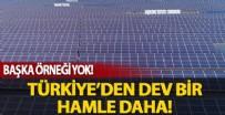 FABRIKA - Türkiye'den dev bir enerji hamlesi daha! Avrupa'da başka bir örneği yok