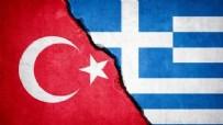 ALMANYA DIŞİŞLERİ BAKANI - Yunanistan'dan Türkiye'ye skandal yaptırım çağrısı!