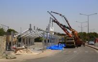 Eyyübiye'ye Yeni Ve Modern Kapalı Semt Pazarı Yapılıyor
