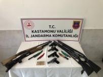 Jandarmadan Kaçak Silah Operasyonu Açıklaması 1 Gözaltı