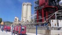 Kastamonu'da Ağaç İşleri Yapılan Fabrikadaki Yangın Hasara Yol Açtı