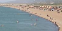SAĞLIK EKİBİ - Konya'nın 'Denizinde' Plaj Keyfi