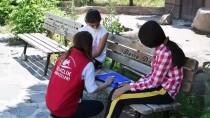 Köy Çocukları 'Gezici Spor Timi' İle Artık Çok Sportif