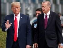 DEMOKRAT PARTI - Trump'ın Erdoğan benzetmesi gündem oldu!