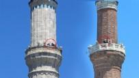 İSLAMIYET - 4 müezzin semayı inletti! Ayasofya'da tarihi an