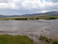 Ağrı'da Sel Felaketi Açıklaması 1 Ölü, 2 Kişi Kayıp