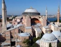 HRISTIYAN - Ayasofya Camii'nin paylaşımı sosyal medyayı salladı