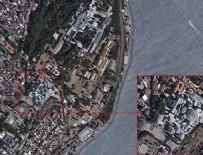 CUMA NAMAZI - Ayasofya'ya akın! 35 bin kişi uydudan görüntülendi!