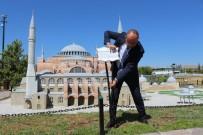 Başkan Kavuş, Minyatür Ayasofya'nın Tabelasını Değiştirdi