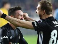 EMRE BELÖZOĞLU - Beşiktaş'ta iki ayrılık birden!