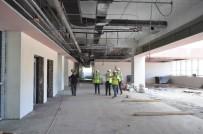 Bünyan Yeni Devlet Hastanesi İnşaatı Sürüyor