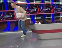 BEYAZ TV - Hulki Cevizoğlu Dinamit programında stüdyoyu terk etti!